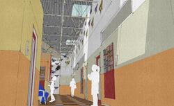 Corridor Sketch