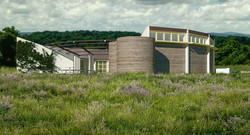 Sustainable Welcome Center