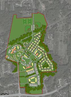 glenn dale village masterplan