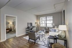 Gunthers model apartment