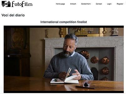 VocideldiarioEntriesFotoFilmFinalistStil
