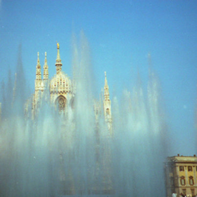 Milano Duomo - Award Winning Sister Cities Poster