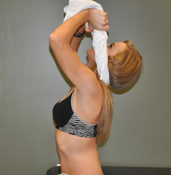 Расслабление шейных мышц