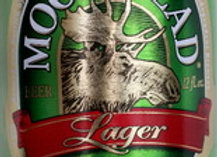 Moosehead Lager 12 Pack Cans