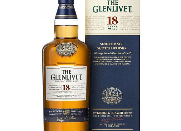 Glenlivet 18 750ml