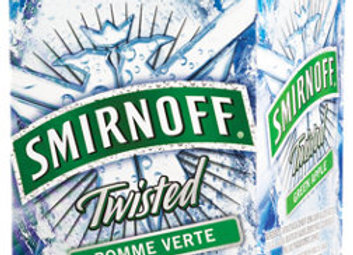 Smirnoff Ice Green Apple 4 Pack