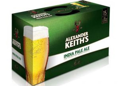Keiths Pale Ale 12 Pack Cans