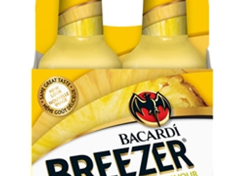 Bacardi Breezer Island Pineapple 4 Pack