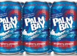 Palm Bay Strawberry Pineapple 6 Pack