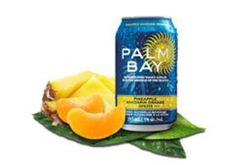 Palm Bay Pineapple Mandarin Orange 6 Pack