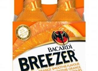 Bacardi Breezer Tropical Orange 4 Pack