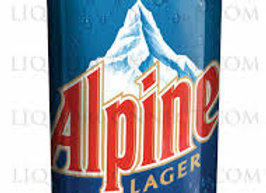 Alpine Lager 12 Pack Cans