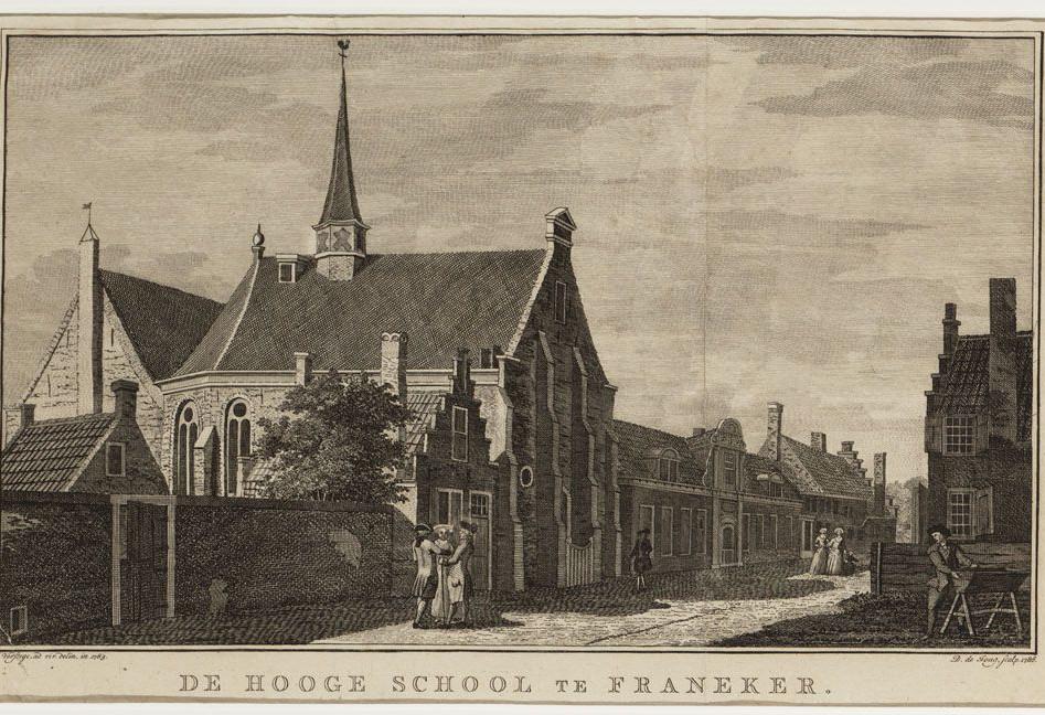 De Hooge School, Vijverstraat