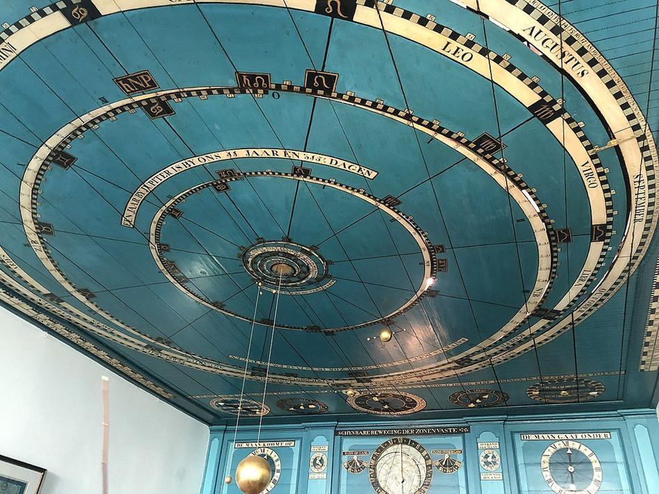 Planetarium van Eise Eisinga