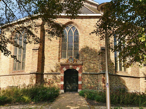 Martiniplantsoen, Martinikerk
