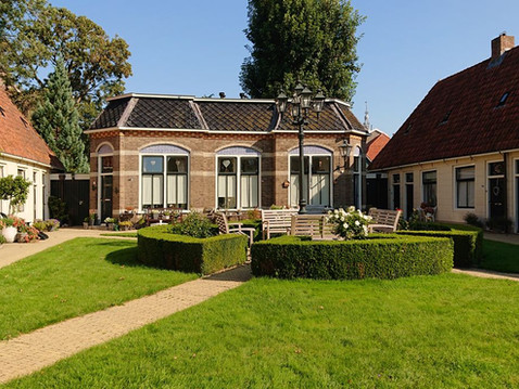 Hofje Westervrouwengasthuis (1737)
