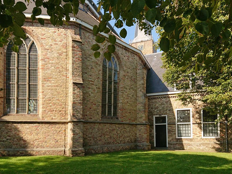 Martinikerk met consistorie