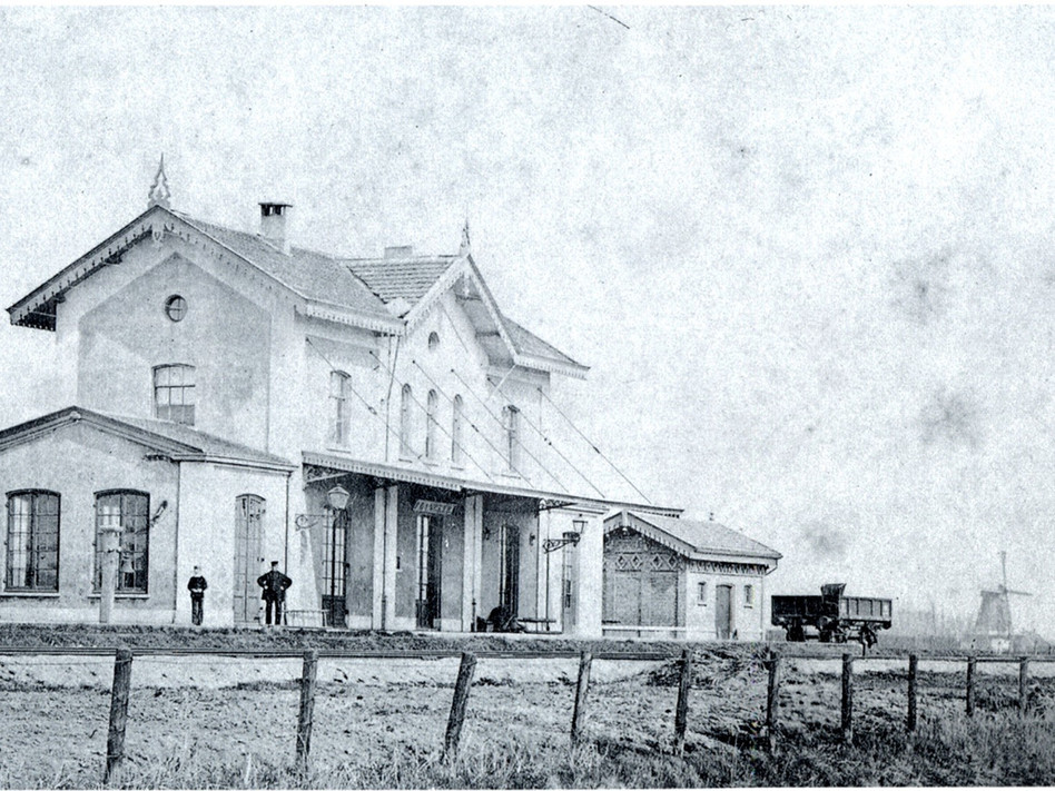 Stationsweg (1895)