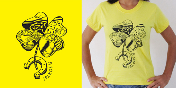Camisa algodão - serigrafia