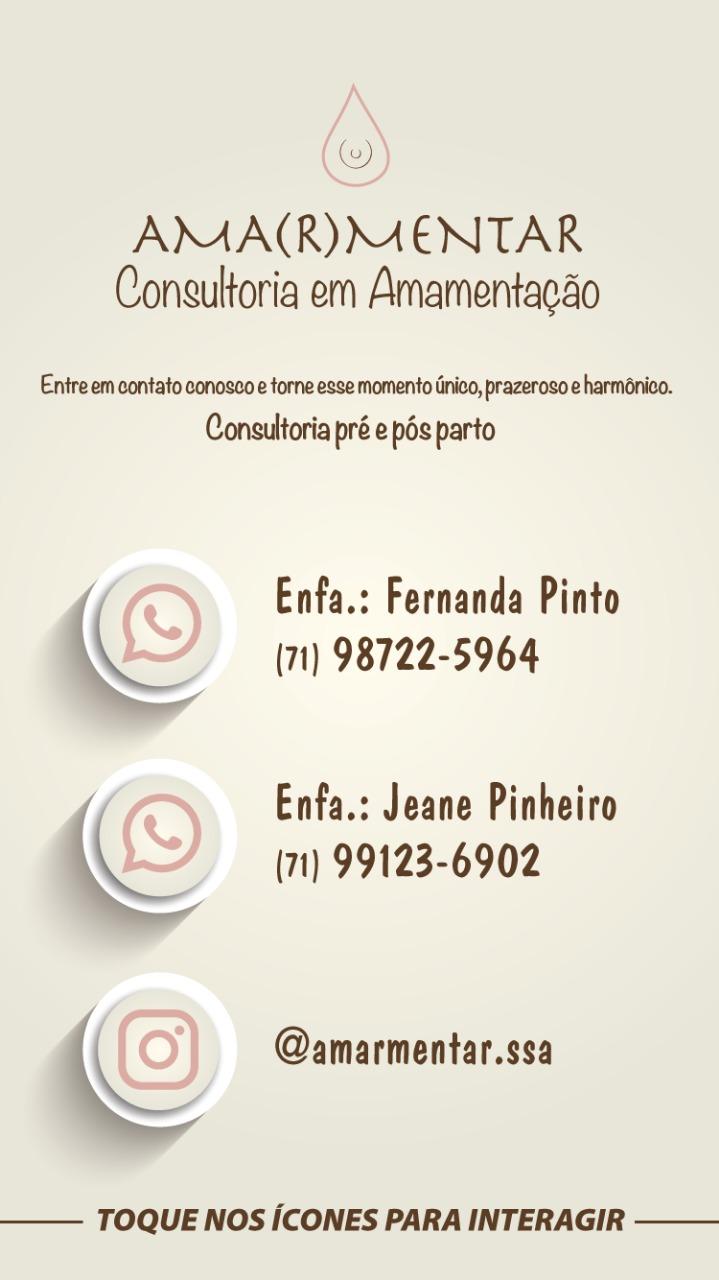 Cartão interativo AMARMENTAR