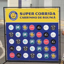 Back Drop Corrida