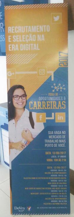 Toten Evento Carreiras DeVry Brasil
