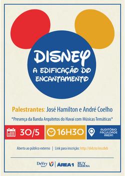 Cartaz Disney