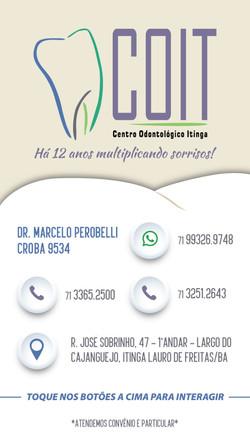 Cartão interativo COIT