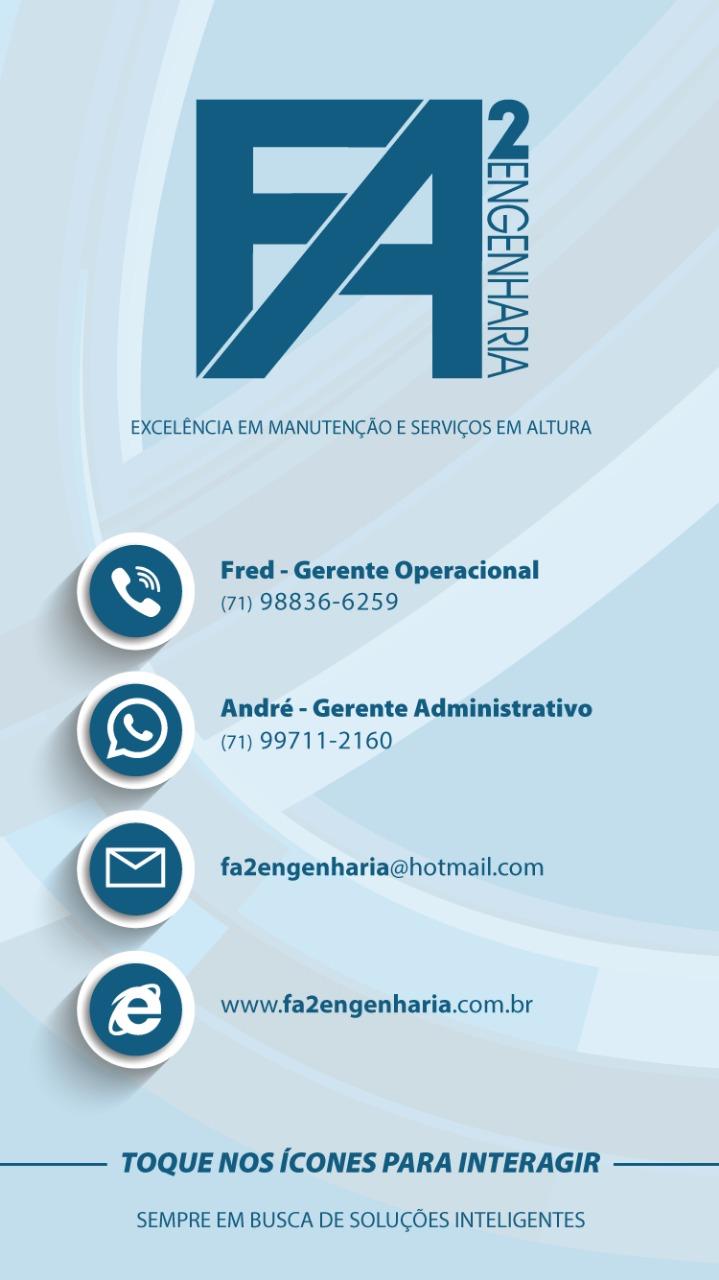 Cartão interativo FA2