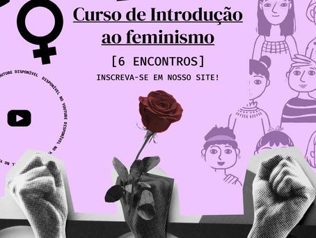 Curso Gratuito de Introdução ao Feminismo