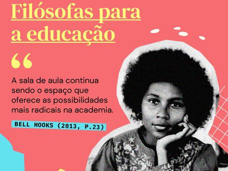 Venha participar do nosso minicurso Filósofas para a Educação! - Escola As Pensadoras
