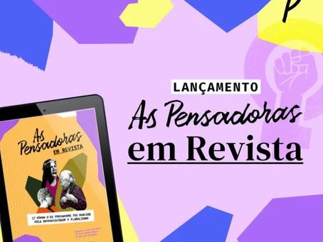 Conheça a revista d'As Pensadoras!