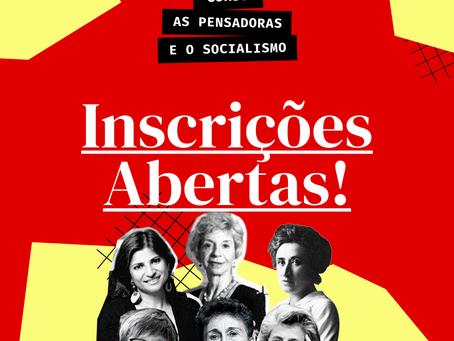 As Pensadoras e o Socialismo.