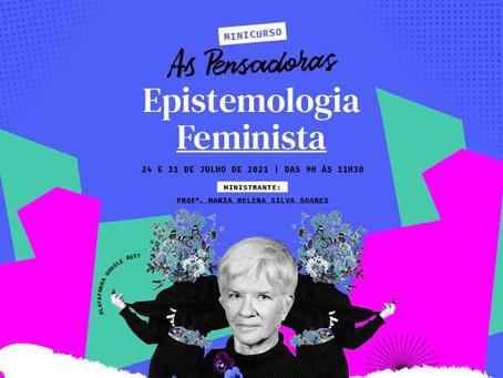 Minicurso: Epistemologia feminista: Sandra Harding em perspectiva para uma ciência a partir de baixo