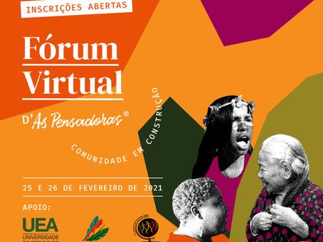 I FÓRUM VIRTUAL D'AS PENSADORAS