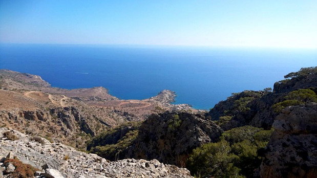 View of AGIOS IOANNIS