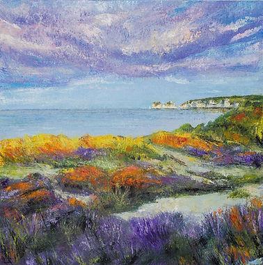 Sophie Jenkins Art - Studland Bright