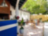 Terrasse extèrieur, BBQ Garden