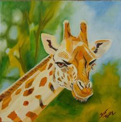 Just Giraffe