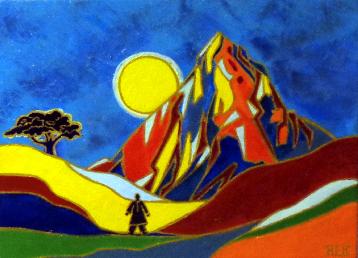Mt. Kenya (Sold)