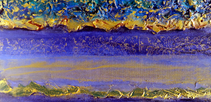 Peaceful Vibes (Sold)