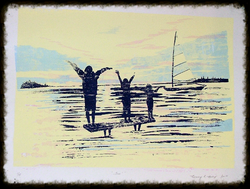 Nieces Three (Sold)