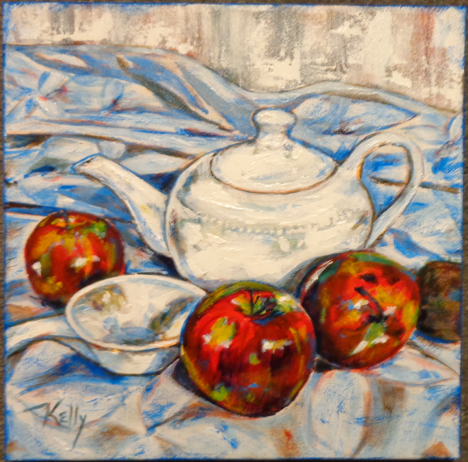 Tea Time (Sold)