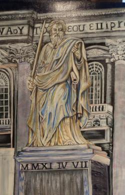 Memories of Rome (Sold)