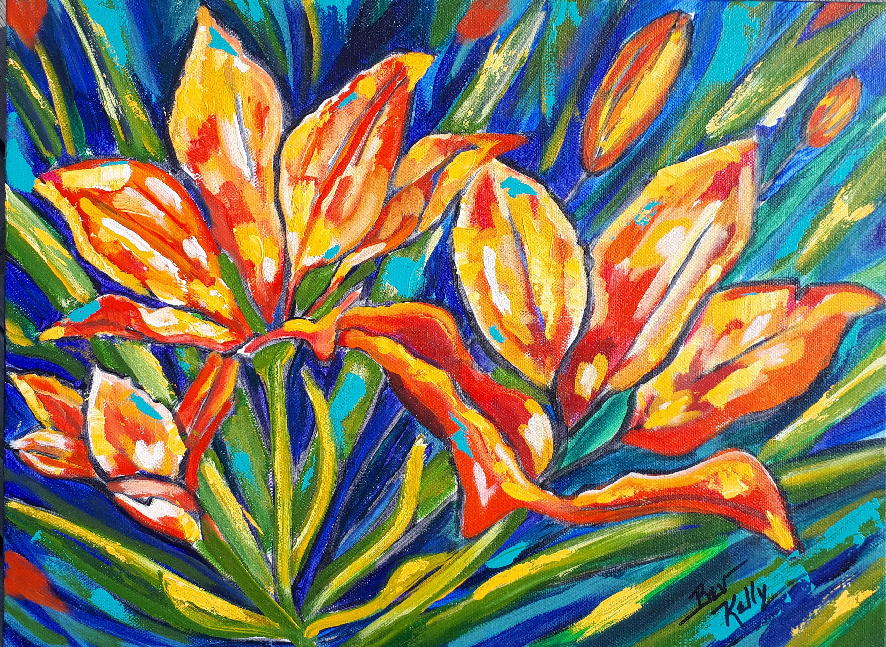 Wild Lily (Sold)