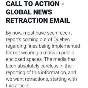 RETRACT + ACT - Global News