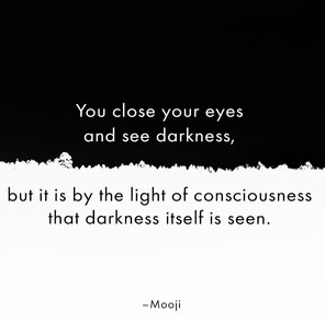 WORDS FROM MOOJI