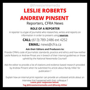 CALL TO ACTION - 580CFRA