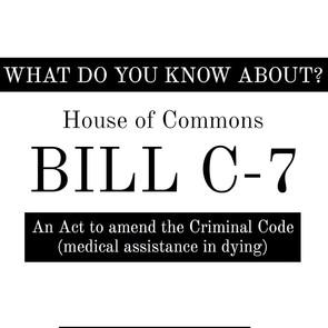 BILL C-7