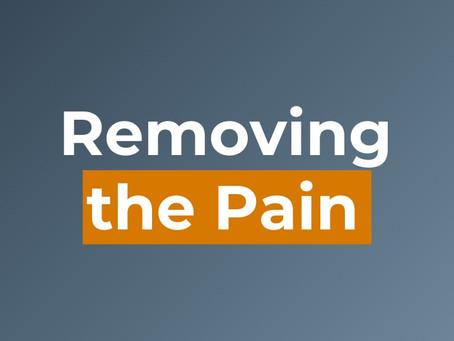 Remove the Pain